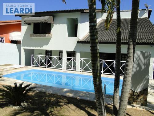 casa em condomínio alphaville - santana de parnaíba - ref: 458347
