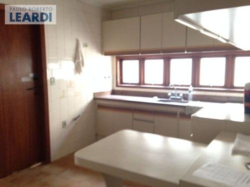 casa em condomínio alphaville - santana de parnaíba - ref: 458617