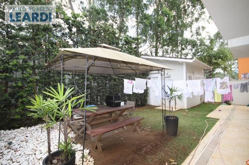 casa em condomínio alphaville - santana de parnaíba - ref: 459481