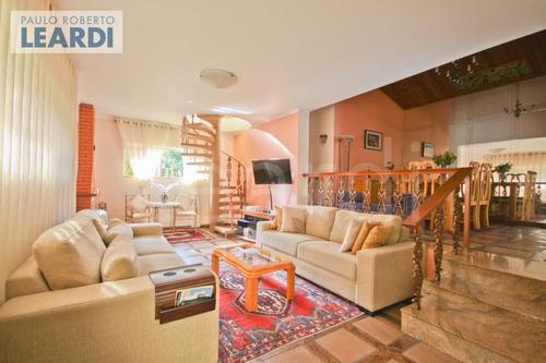 casa em condomínio alphaville - santana de parnaíba - ref: 459905