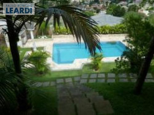 casa em condomínio alphaville - santana de parnaíba - ref: 460423
