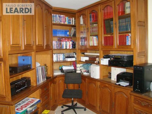 casa em condomínio alphaville - santana de parnaíba - ref: 463013