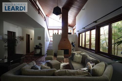 casa em condomínio alphaville - santana de parnaíba - ref: 465165