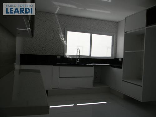 casa em condomínio alphaville - santana de parnaíba - ref: 466512
