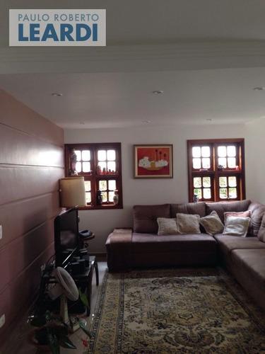 casa em condomínio alphaville - santana de parnaíba - ref: 466773