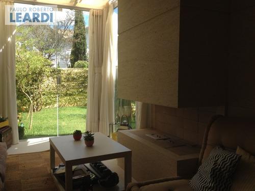 casa em condomínio alphaville - santana de parnaíba - ref: 467811