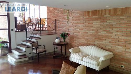 casa em condomínio alphaville - santana de parnaíba - ref: 467853