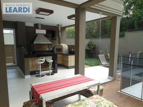 casa em condomínio alphaville - santana de parnaíba - ref: 467890