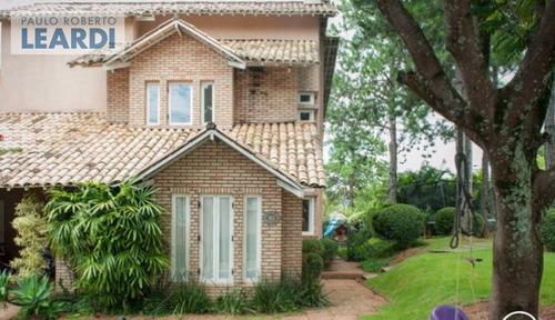 casa em condomínio alphaville - santana de parnaíba - ref: 467935