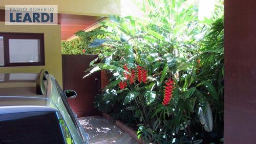 casa em condomínio alphaville - santana de parnaíba - ref: 468179