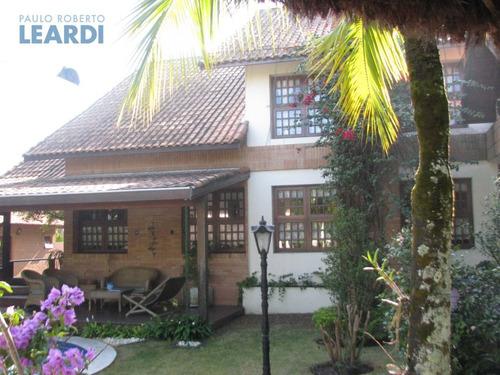 casa em condomínio alphaville - santana de parnaíba - ref: 468263