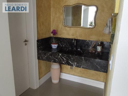 casa em condomínio alphaville - santana de parnaíba - ref: 468273