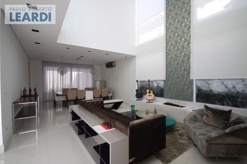 casa em condomínio alphaville - santana de parnaíba - ref: 468477