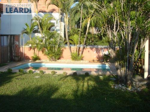 casa em condomínio alphaville - santana de parnaíba - ref: 469972