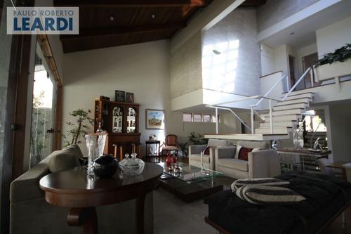 casa em condomínio alphaville - santana de parnaíba - ref: 470288