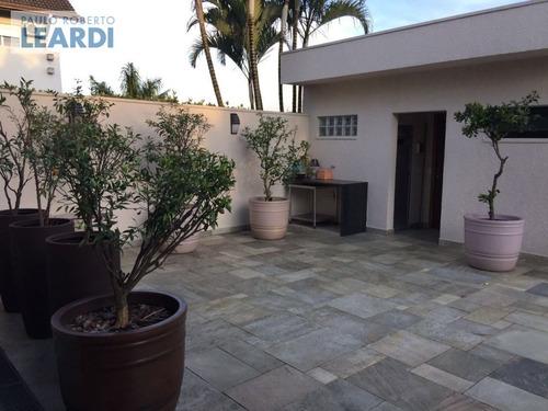casa em condomínio alphaville - santana de parnaíba - ref: 470614