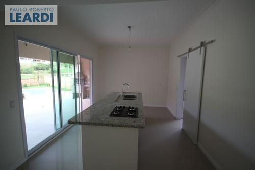 casa em condomínio alphaville - santana de parnaíba - ref: 472386