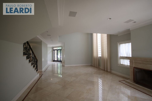 casa em condomínio alphaville - santana de parnaíba - ref: 473213