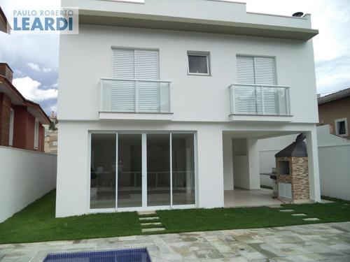 casa em condomínio alphaville - santana de parnaíba - ref: 473227