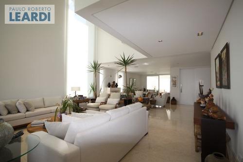 casa em condomínio alphaville - santana de parnaíba - ref: 474563