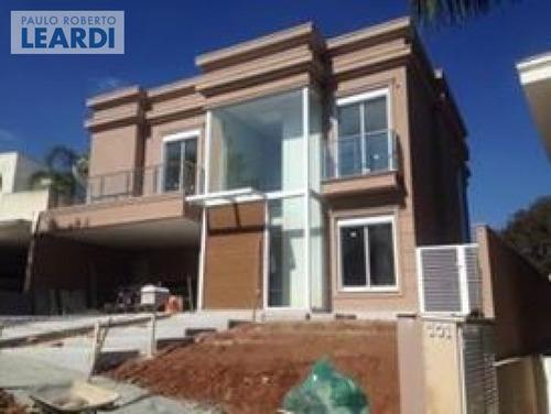 casa em condomínio alphaville - santana de parnaíba - ref: 476809