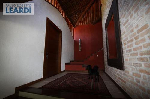 casa em condomínio alphaville - santana de parnaíba - ref: 479642