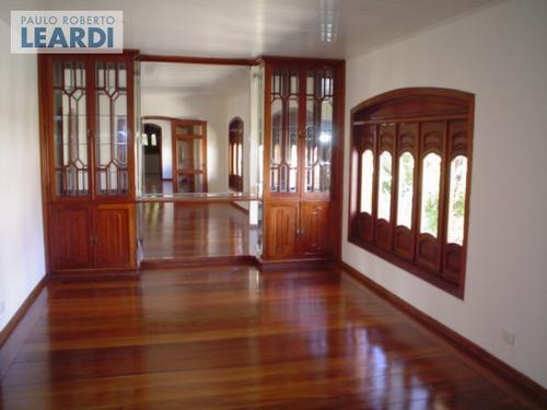 casa em condomínio alphaville - santana de parnaíba - ref: 482193