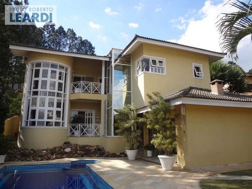 casa em condomínio alphaville - santana de parnaíba - ref: 482404