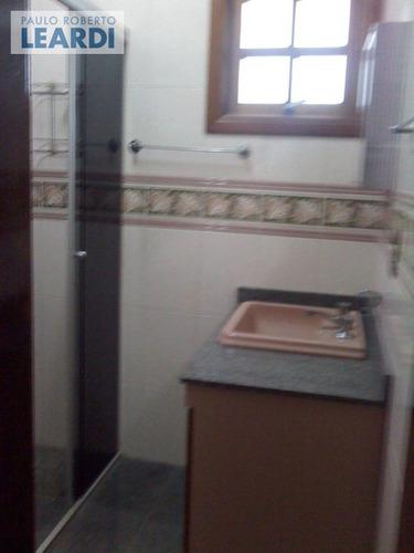 casa em condomínio alphaville - santana de parnaíba - ref: 482699
