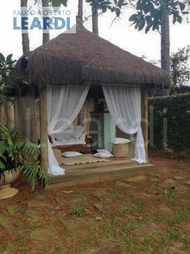 casa em condomínio alphaville - santana de parnaíba - ref: 484901