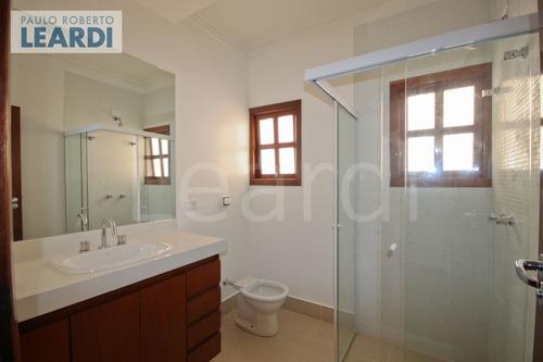 casa em condomínio alphaville - santana de parnaíba - ref: 485183