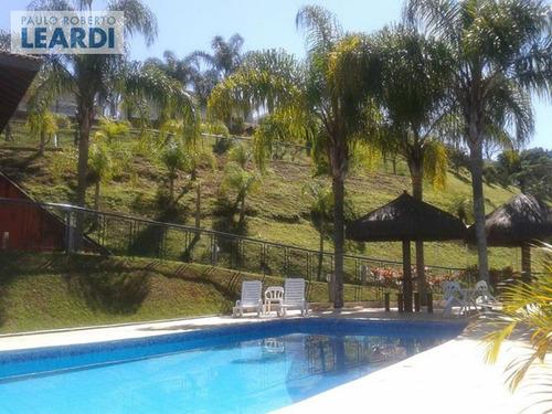 casa em condomínio alphaville - santana de parnaíba - ref: 485477