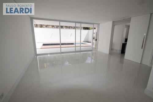 casa em condomínio alphaville - santana de parnaíba - ref: 487063