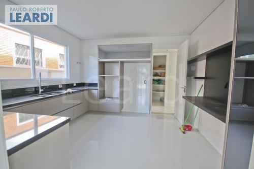 casa em condomínio alphaville - santana de parnaíba - ref: 489692