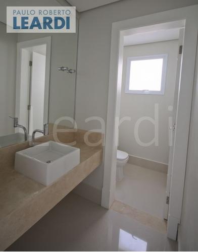 casa em condomínio alphaville - santana de parnaíba - ref: 489696