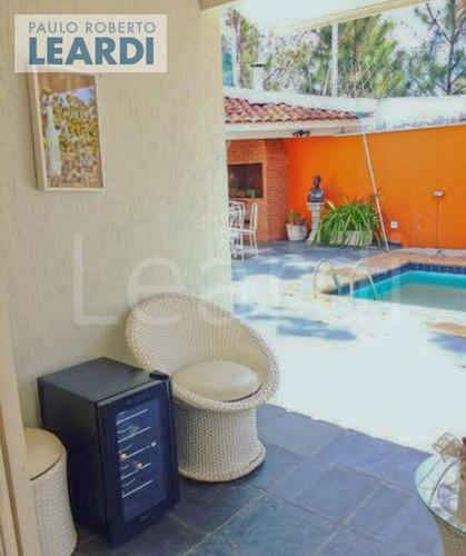casa em condomínio alphaville - santana de parnaíba - ref: 491221