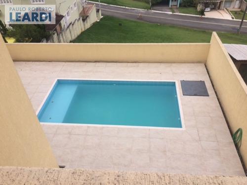 casa em condomínio alphaville - santana de parnaíba - ref: 491368