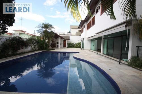 casa em condomínio alphaville - santana de parnaíba - ref: 491502