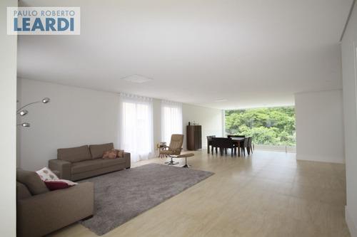 casa em condomínio alphaville - santana de parnaíba - ref: 492097