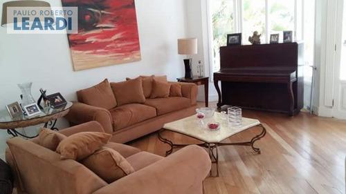 casa em condomínio alphaville - santana de parnaíba - ref: 492098