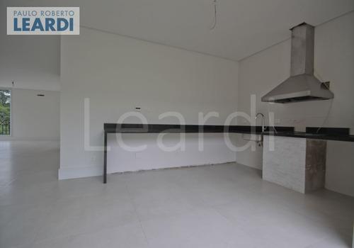 casa em condomínio alphaville - santana de parnaíba - ref: 492772