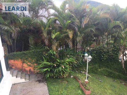 casa em condomínio alphaville - santana de parnaíba - ref: 493212
