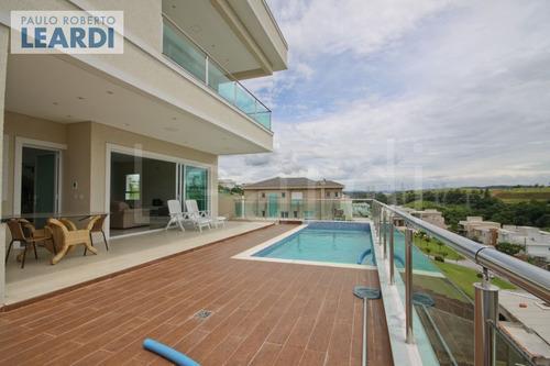 casa em condomínio alphaville - santana de parnaíba - ref: 493724