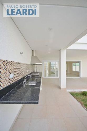 casa em condomínio alphaville - santana de parnaíba - ref: 493994