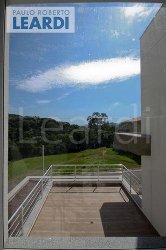 casa em condomínio alphaville - santana de parnaíba - ref: 494293