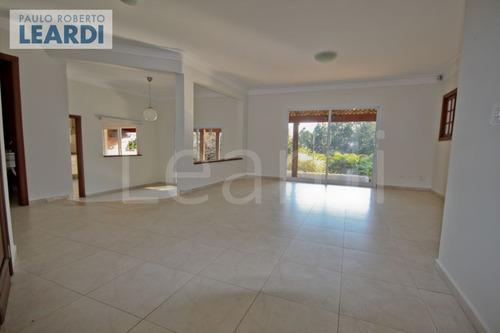 casa em condomínio alphaville - santana de parnaíba - ref: 494306