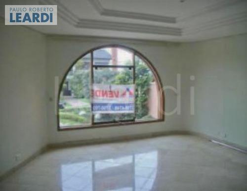casa em condomínio alphaville - santana de parnaíba - ref: 494613