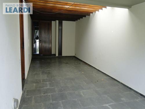 casa em condomínio alphaville - santana de parnaíba - ref: 495151
