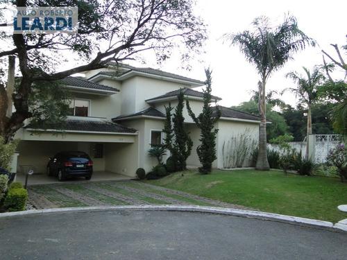 casa em condomínio alphaville - santana de parnaíba - ref: 495262