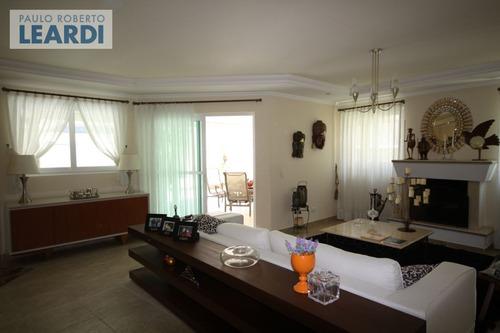 casa em condomínio alphaville - santana de parnaíba - ref: 495439
